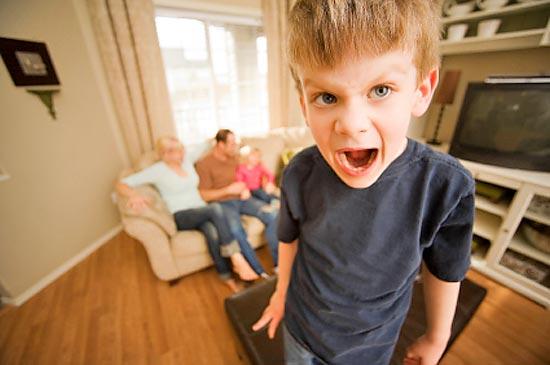 Как воспитать неизбалованного ребенка