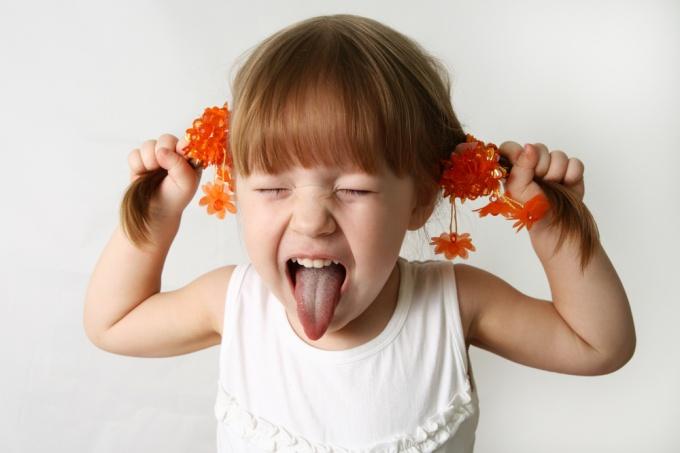 Гнев и ярость в поведении детей
