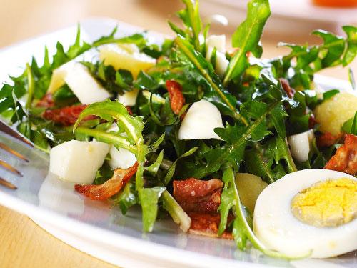 Салат нисуаз – классика французской кухни