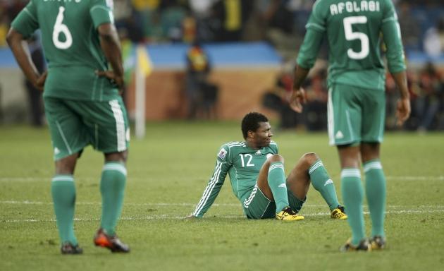 Iran - Nigeria_