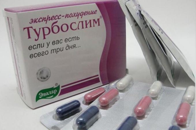 Серия препаратов «Турбослим»: как применять?