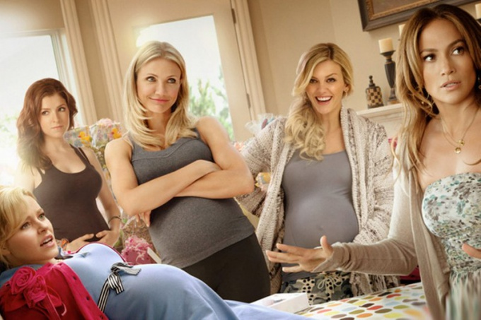 What movies to watch during pregnancy