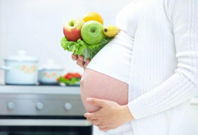 Какие фрукты нельзя беременным