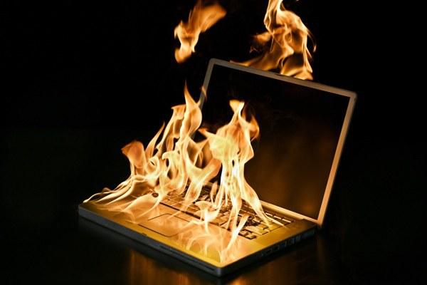 Перегрев компьютера