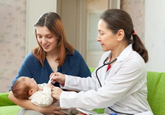 Как поменять педиатра в больнице