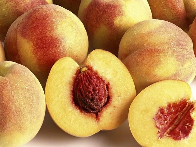 Персиковая диета