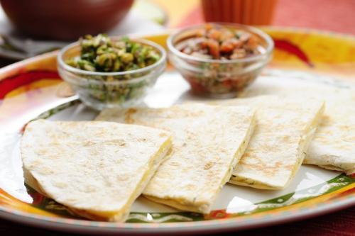 Как приготовить мексиканские сырные лепешки