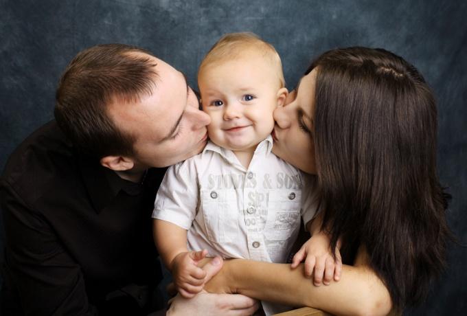 Первый ребенок в семье