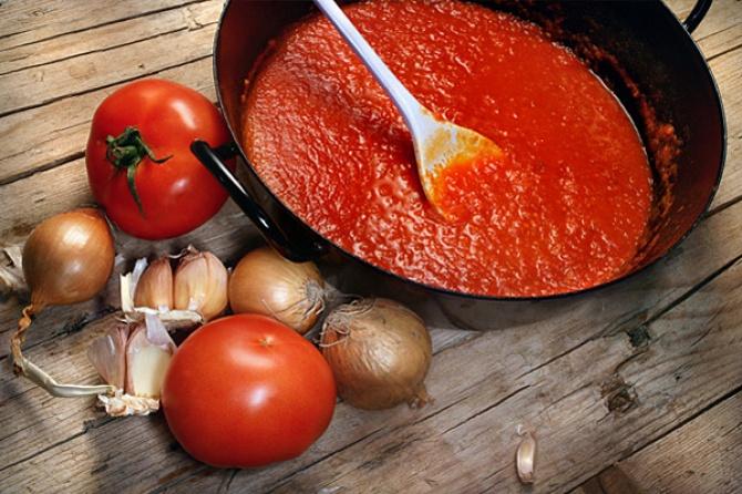 Как приготовить томатную пасту в домашних условиях