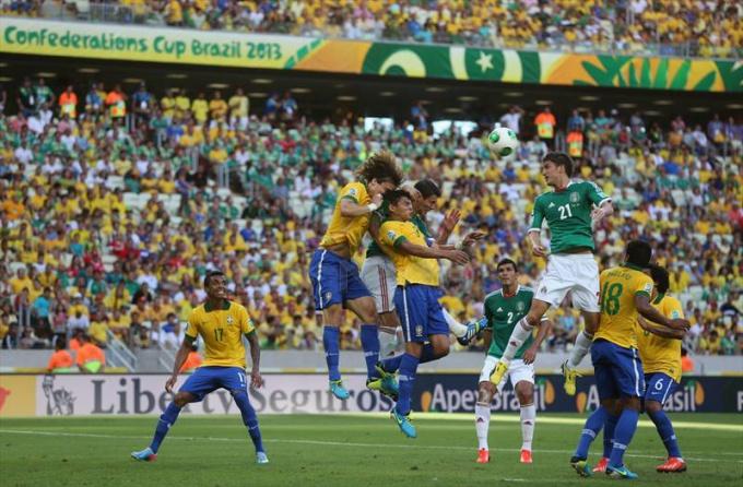 Brazilia - Meksika_
