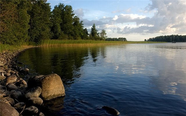 Знаменитые озера России