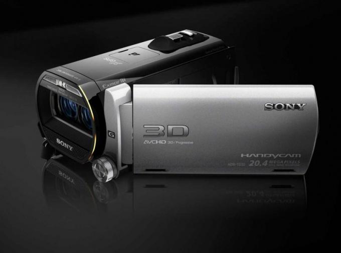 Современные видеокамеры обеспечивают высокое качество видео