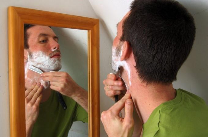 Как пользоваться опасной бритвой