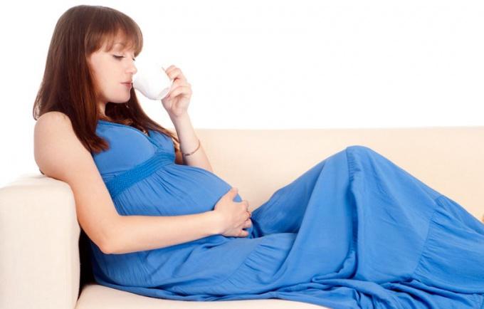 Как кофе влияет на беременность