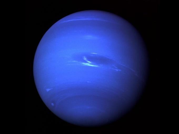 Как выглядит планета Уран