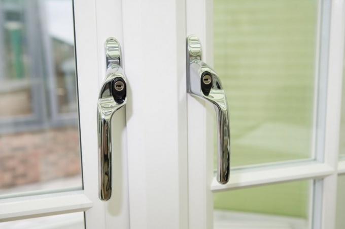 Stylish window handles