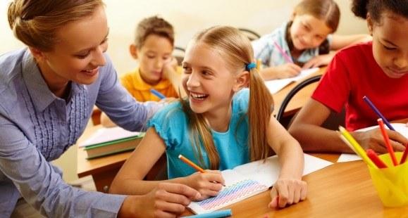 Знакомство с учениками