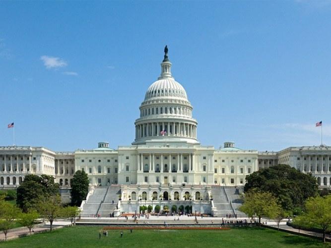 Капитолий – здание Конгресса США