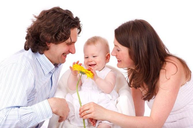 Как меняет мужчину рождение ребенка