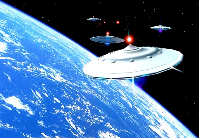 В настоящее время существование НЛО нельзя ни опровергнуть, ни доказать