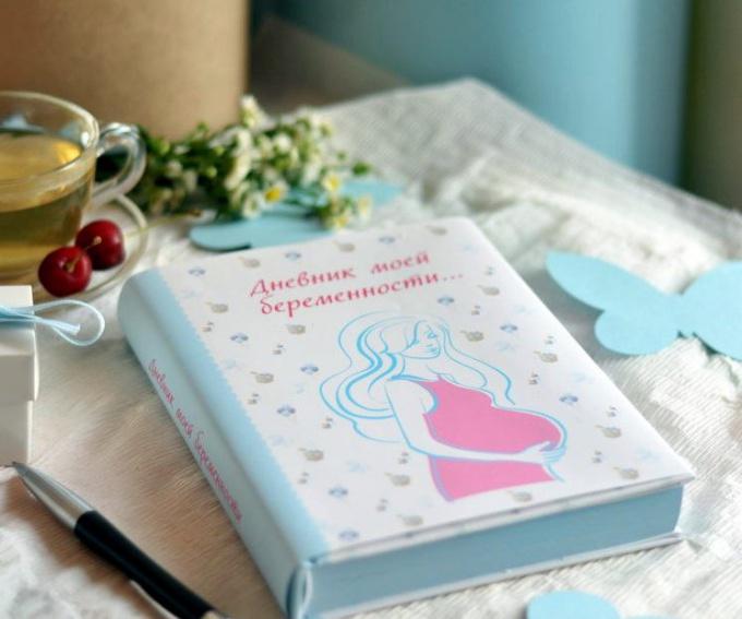 Как вести фотодневник беременной
