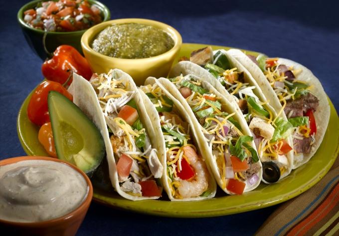 национальная кухня мексики фото
