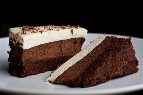 "Как испечь торт ""Три шоколада"""