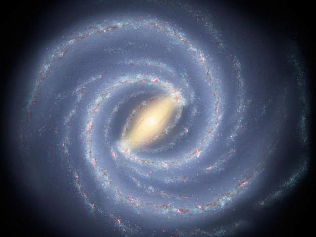 Млечный Путь: некоторые факты о галактике
