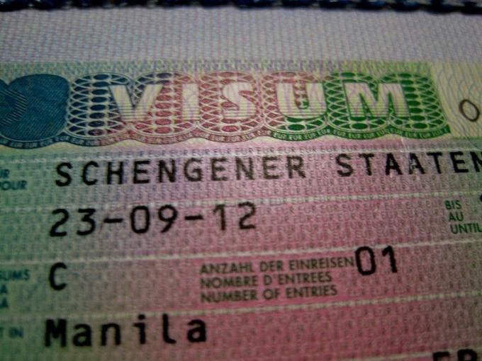 Какие нужны документы для открытия визы в Грецию