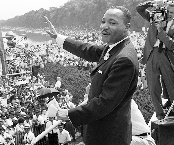 Жизнь Мартина Лютера Кинга