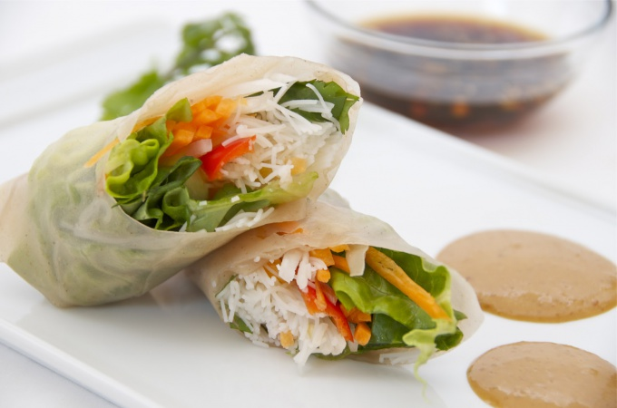 Spring rolls: cooking secrets