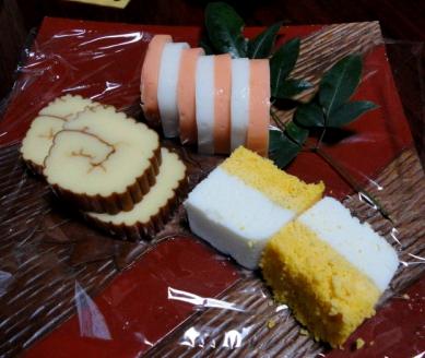 Японский яичный кекс с шоколадным крем-соусом