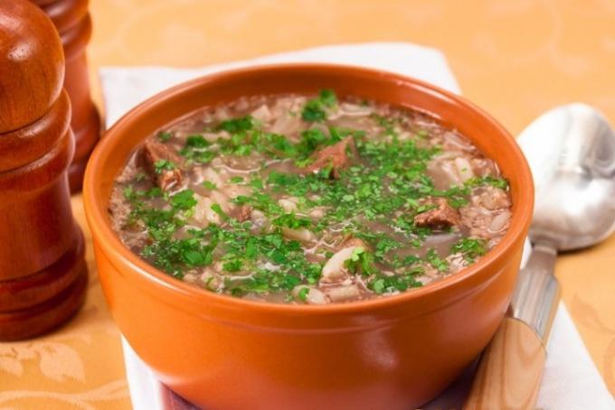 Суп «Харчо» - рецепт приготовления