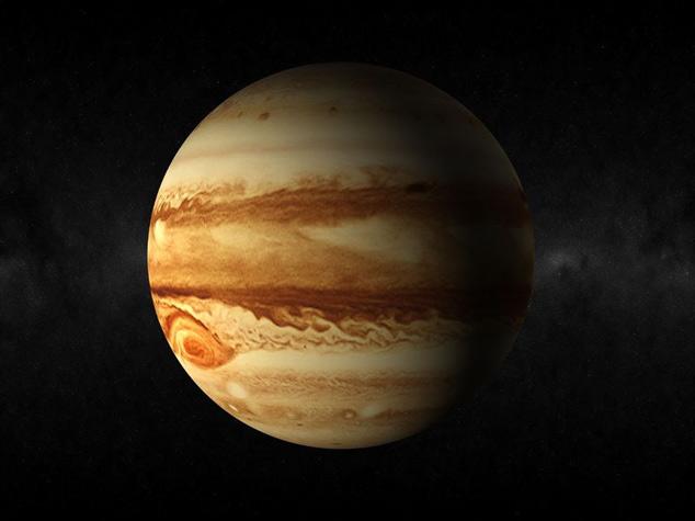 Какая планета самая большая в Солнечной системе