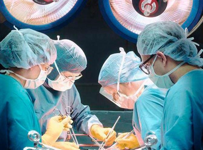 Стоимость операции на головном мозге