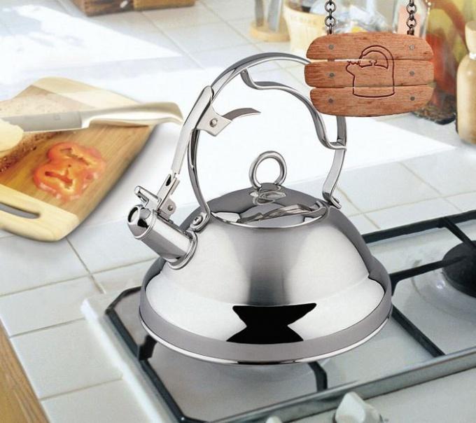 Как очистить чайник из нержавеющей стали от накипи