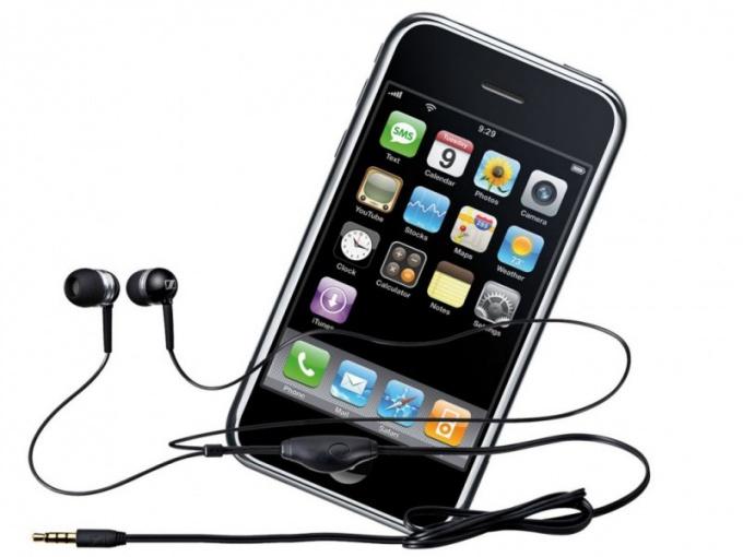 Какие выбрать наушники для iphone 4