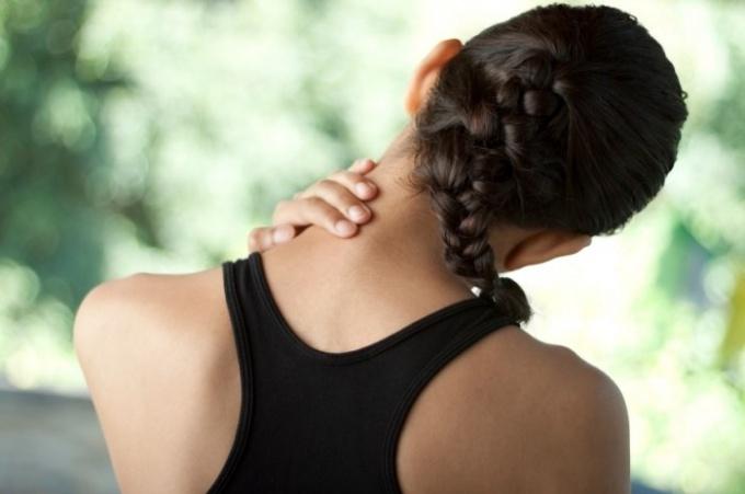 Как лечить шейный радикулит