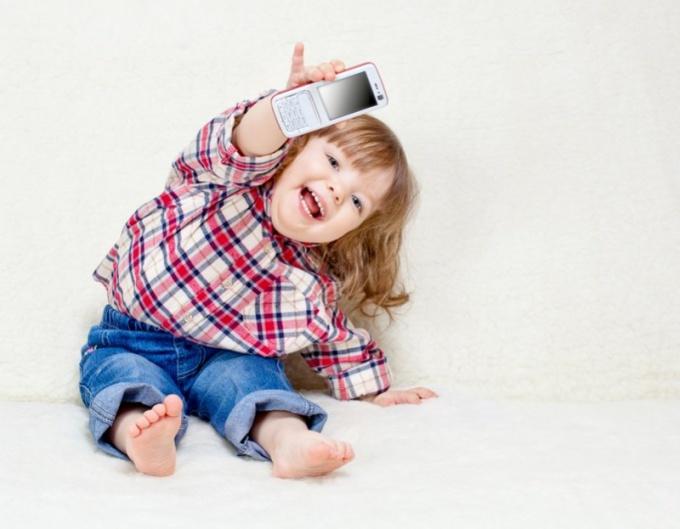 Выбираем смартфон для ребенка
