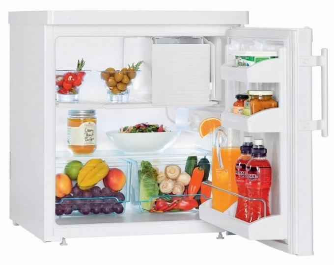 How to determine the capacity of the new refrigerator