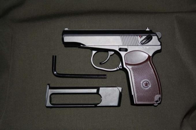 Какой пневматический пистолет выбрать