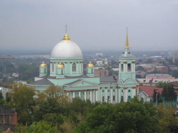 Самым экологически чистым городом России признан город Курск