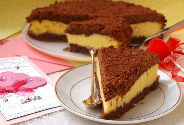 Творожно-торфяной торт Toorbakook