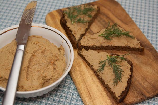 Как приготовить паштет из куриной печени в пароварке