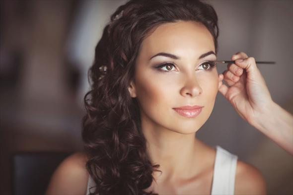 Летний свадебный макияж – какой он?