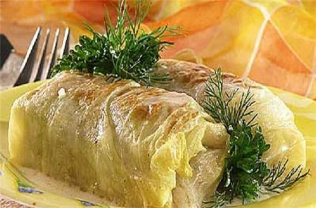 Блюда из молодой капусты