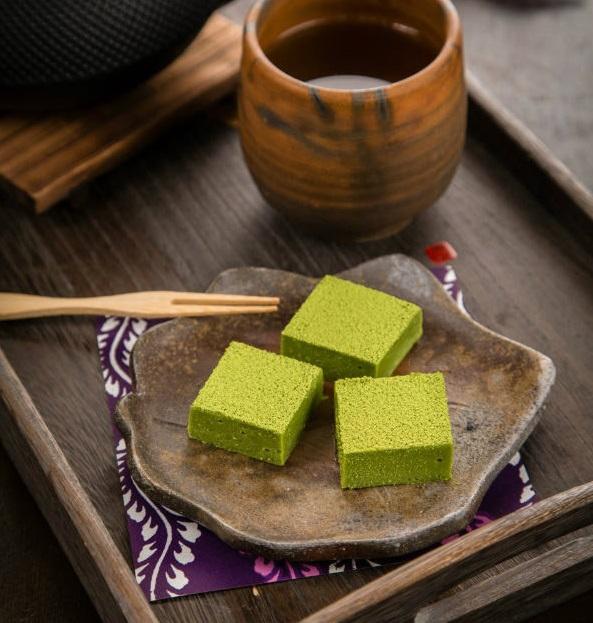 Как сделать шоколад с зеленым чаем