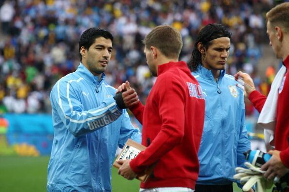ЧМ 2014 по футболу: как проходила игра Уругвай - Англия