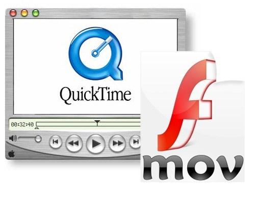 Как изменить формат видео с mov