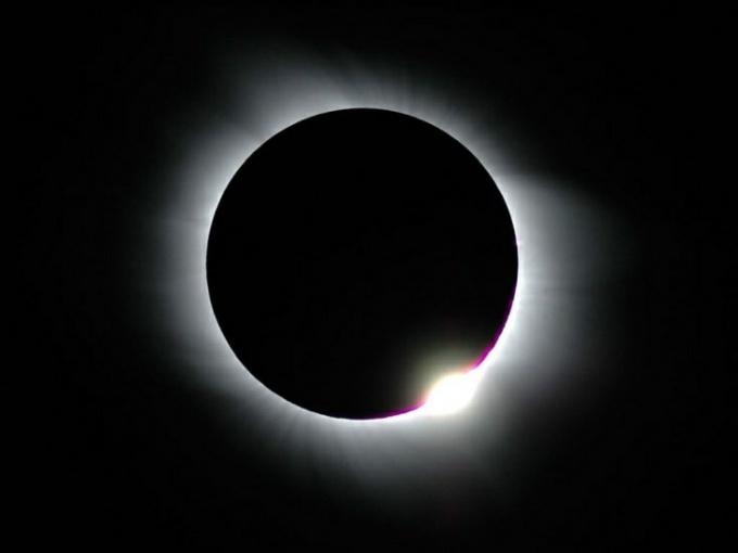 Как правильно смотреть на солнечное затмение